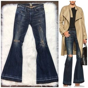 Citizen of Humanity Jeans Charlie Super Flare 28